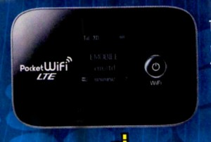 pocket Wifi japan